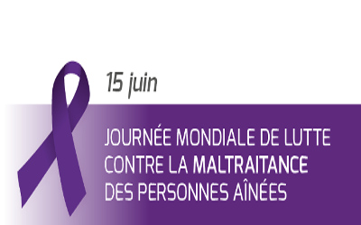 Le 15 juin marquera la «Journée mondiale de lutte contre la maltraitance des personnes aînées»