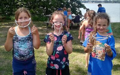 Un été amusant attend les enfants au camp de jour de Contrecœur