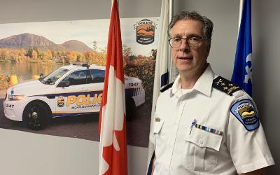 Régie intermunicipale de police Richelieu-Saint-Laurent: nomination d'un nouveau directeur