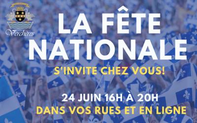 La Fête nationale s'invite dans les rues de Verchères!