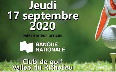 La Fondation Source Bleue tiendra son Omnium de golf cette année: vivez l'expérience golf à son meilleur