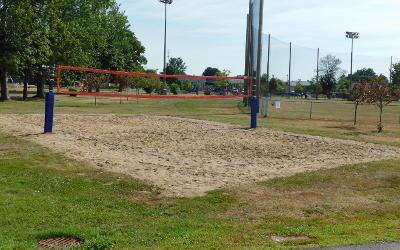 Contrecoeur: ouverture du terrain de volleyball selon certaines mesures