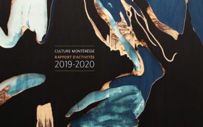 CULTURE MONTÉRÉGIE: DÉVOILEMENT DU CONSEIL D'ADMINISTRATION POUR 2020-2021