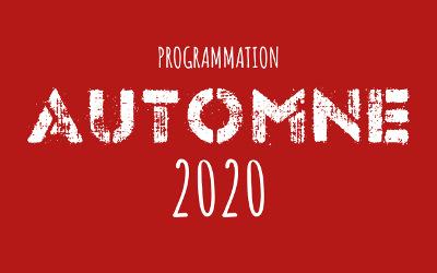 Municipalité de Saint-Antoine-sur-Richelieu: programmation loisirs automne 2020