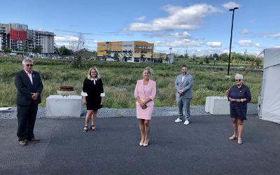 Fonds d'appui au rayonnement des régions: plus de 90 000 $ pour la création d'un centre de « cotravail » à Sainte-Julie