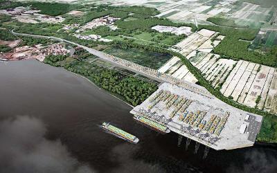 Une nouvelle étape clé pour le projet de terminal Contrecœur