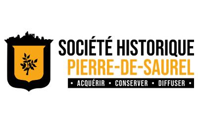 La Société historique Pierre-de-Saurel inaugure sa boutique en ligne