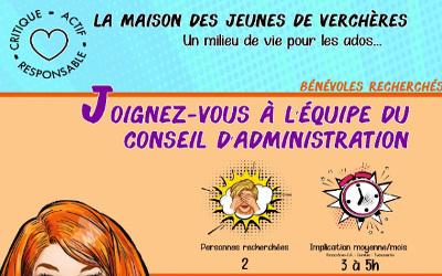 MDJ Verchères: bénévoles recherchés