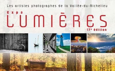 Maison de la culture Eulalie-Durocher:  Exposition Lumières, 17e édition