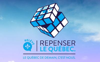 Congrès numérique pour la Commission de la Relève de la CAQ:  Repenser le Québec