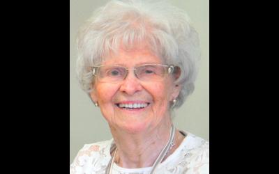 Contrecoeur: un dernier hommage à Mme Gertrude Lacroix Gervais