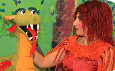 Dans le cadre des Journées de la culture à Verchères: Tara et les dragons, un spectacle familial