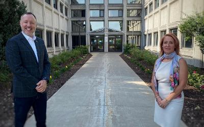 Le député Jean-Bernard Émond annonce l'arrivée du nouveau programme Techniques en pharmacie au Cégep de Sorel-Tracy