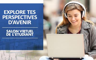 Le CSSP invite ses élèves à participer au salon virtuel de l'étudiant