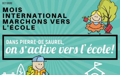 Dans Pierre-De Saurel, on s'active vers l'école