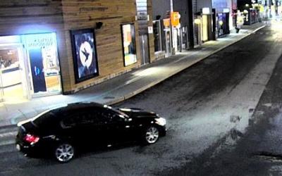 Appel à la population: images d'un véhicule suspect relié au meurtre d'Éric Francis de Souza