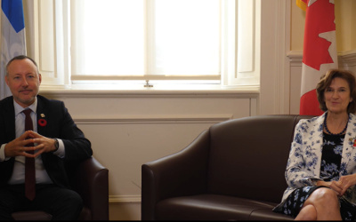 Le député Jean-Bernard Émond et la députée Claire IsaBelle annoncent l'attribution de plus de 6 M$ à l'Instance régionale de concertation de la Montérégie pour favoriser la persévérance scolaire en région