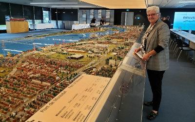 Stratégie maritime: la députée Suzanne Dansereau réitère son soutien au projet de terminal de Contrecoeur