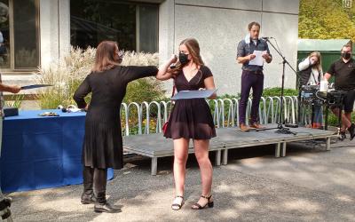 Une Journée des diplômés mémorable au Cégep de Sorel- Tracy!