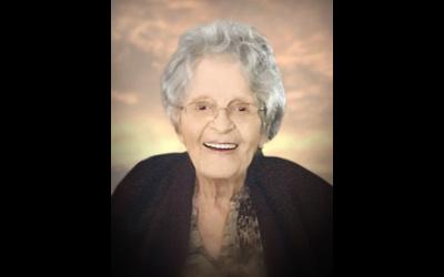 Contrecoeur: un dernier hommage à Mme Yvette Hébert Dupont