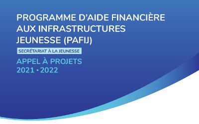 Le gouvernement investira 5 M$ pour les infrastructures jeunesse