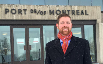 Rapport de l'Agence d'évaluation d'impact sur le port de Contrecœur: Xavier Barsalou-Duval se réjouit et prépare la suite