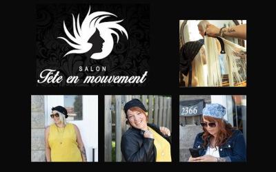 Le salon Tête en Mouvement s'allie à Sibelle: une initiative pour soutenir les femmes avec la perte de leur cheveux