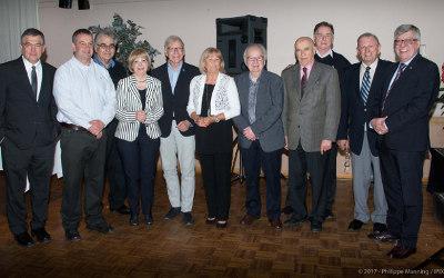 La Fondation des amis de la bonne entente perd l'un de ses piliers, M. Émile Parent