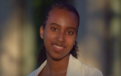 Deka Ibrahim du Cégep de Sorel-Tracy sera panéliste pour le FAIR[e] en France