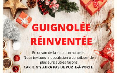 Saint-Roch-de-Richelieu: la Guignolée réinventée
