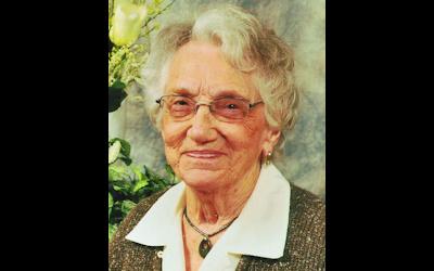 Contrecoeur: un dernier hommage à Mme Antoinette Gravel Howison
