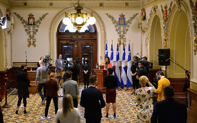 Bilan de la session parlementaire en contexte de pandémie: le Parti libéral du Québec à la défense des intérêts des Québécois et des Québécoises