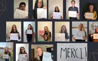 Les Bourses de la Fondation du CÉGEP de Sorel-Tracy: pour reconnaître l'excellence et la persévérance des nouveaux étudiants