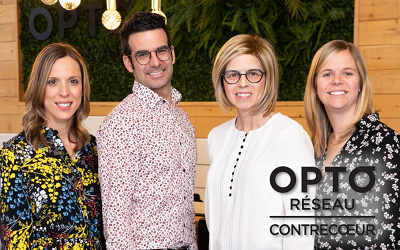 La clinique Opto-Réseau de Contrecoeur déménage!
