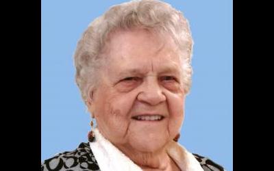 Verchères: un dernier hommage à Mme Thérèse Lajeunesse-Pigeon