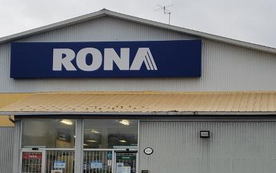 Des mesures préventives ont été prises: un cas de COVID-19 au magasin RONA Contrecoeur