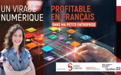 Un tout nouveau projet pour la CCIST: « Un virage numérique profitable dans ma petite entreprise »