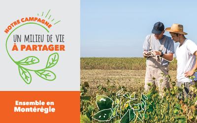 Cohabitation harmonieuse en zone agricole en Montérégie: les pesticides