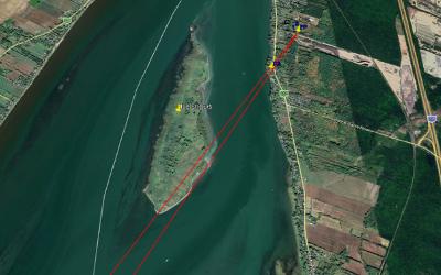 La Garde côtière canadienne procédera à des travaux sylvicoles sur l'île Saint-Ours afin d'assurer une navigation sécuritaire