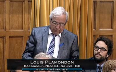 « Québec paie le prix pour la mauvaise gestion du gouvernement fédéral » – Louis Plamondon