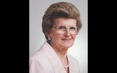 Contrecoeur: un dernier hommage à Mme Hélène Tessier Jacques