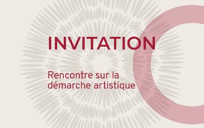 Culture Montérégie: les artistes de la Montérégie invités à une conférence sur la démarche artistique