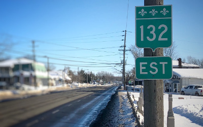 Travaux routiers à Sorel-Tracy: le gouvernement va de l'avant avec la réfection de la route 132