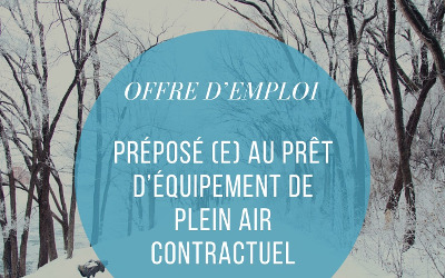 Saint-Antoine-sur-Richelieu: offre d'emploi