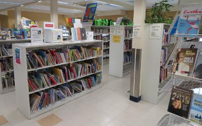 Bibliothèque Dansereau-Larose: offre d'emploi