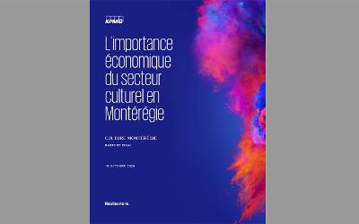 La Montérégie a tout intérêt à valoriser la richesse économique de son secteur culturel