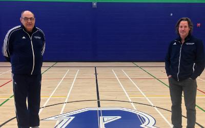Les Rebelles du Cégep de Sorel-Tracy dévoilent leurs entraîneurs pour le retour de l'équipe féminine de basketball