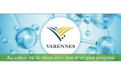 Varennes accueille les deux plus grandes usines de production d'hydrogène vert en Amérique du Nord