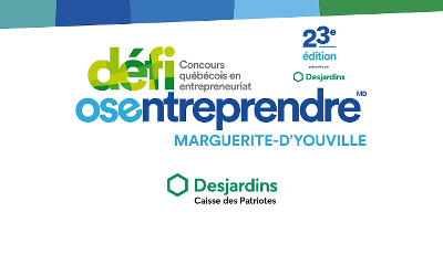 Défi OSEntreprendre 23e édition: la MRC de Marguerite-D'Youville honore huit entreprises de son territoire!