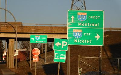 Lancement d'un appel d'offres: le gouvernement du Québec va de l'avant avec la réfection des bretelles de l'autoroute 30 à Sorel-Tracy